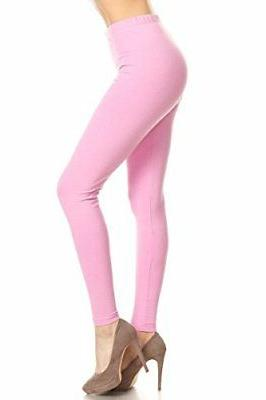 Leggings Depot Women's Premium Quality Ultra Soft Cotton Spa