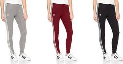 adidas Originals Women's 3 Stripes Leggings, 4 Colors